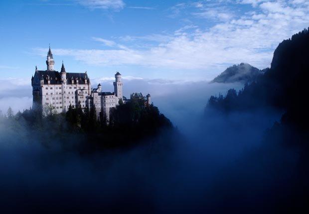 Castillo Neuschwanstein en Alemania - Los mejores castillos del mundo
