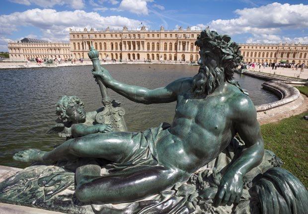 Chateau de Versailles, Paris, Francia - Los mejores castillos del mundo