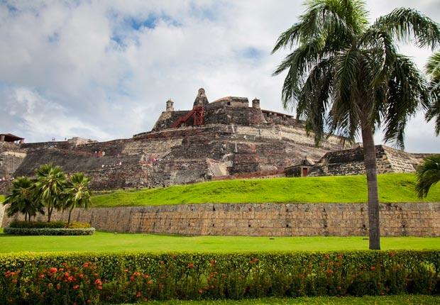 Castillo San Felipe, Cartagena, Colombia - Los mejores castillos del mundo