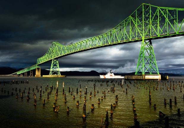 Astoria-Megler Bridge, Oregon y Washington - Los 10 puentes más hermosos del mundo