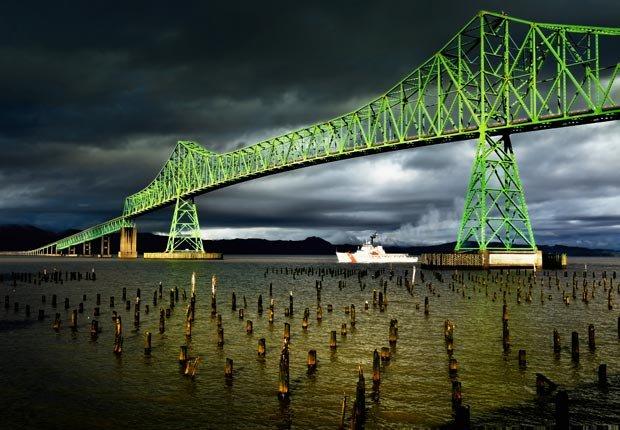 Astoria-Megler Bridge, Oregon y Washington - Los 10 puentes más hermosos del mundo