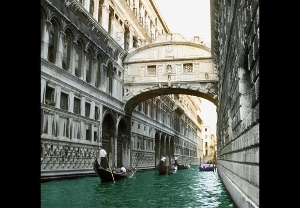 Bridge of Sighs, Venecia, Italia - Los 10 puentes más hermosos del mundo