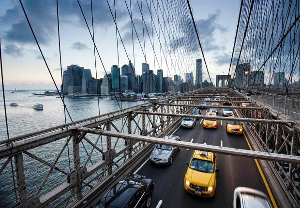 Brooklyn Bridge, New York, Frommers - Los 10 puentes más hermosos del mundo