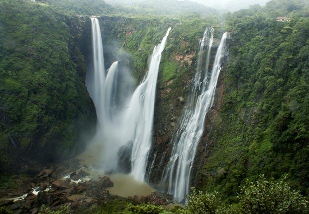 Cascadas Jog, India - Las 10  cascadas más hermosas del mundo