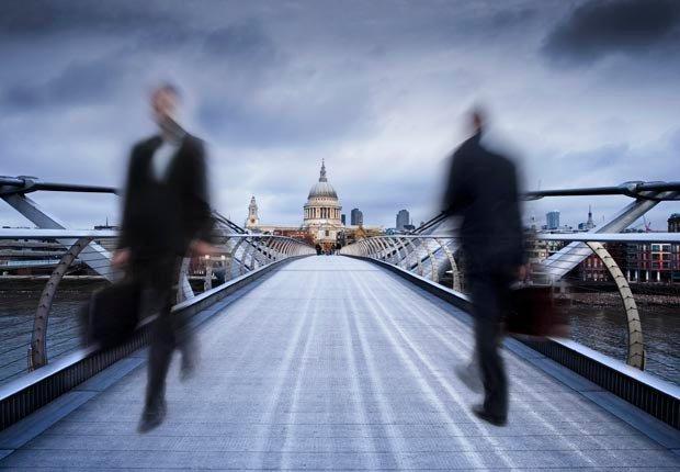 Millennium Footbridge, London  - Los 10 puentes más hermosos del mundo