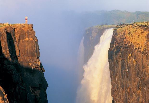 Cascadas Victoria, Zimbabwe y Zambia - Las 10  cascadas más hermosas del mundo