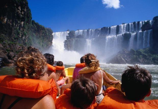 Cascadas del Iguazu, Argentina y Brazil - Las 10  cascadas más hermosas del mundo