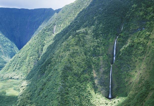 Cascadas Waihilau, Hawaii - Las 10  cascadas más hermosas del mundo