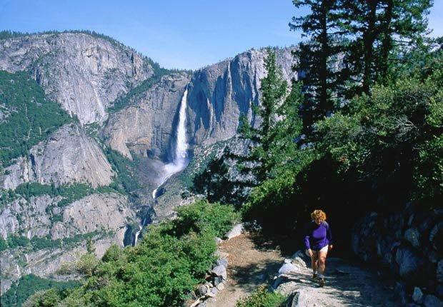 Cascadas Yosemite, California - Las 10  cascadas más hermosas del mundo