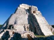 Pirámide de Uxmal, México, Frommers Escaleras increíbles en el mundo