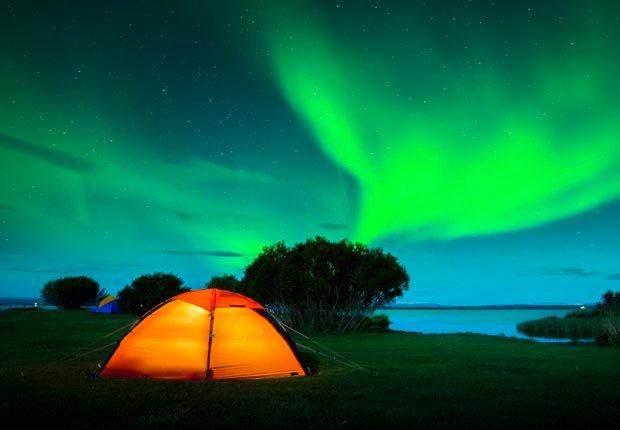 Luces del Norte, Islandia - 10 Lugares únicos para ver en el extranjero