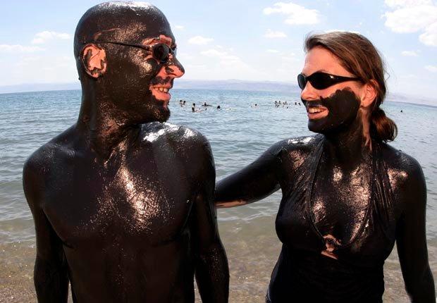 Mar Muerto, Israel y Jordania - 10 Lugares únicos para ver en el extranjero