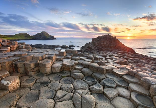 Giant's Causeway, Irlanda del Norte - 10 Lugares únicos para ver en el extranjero