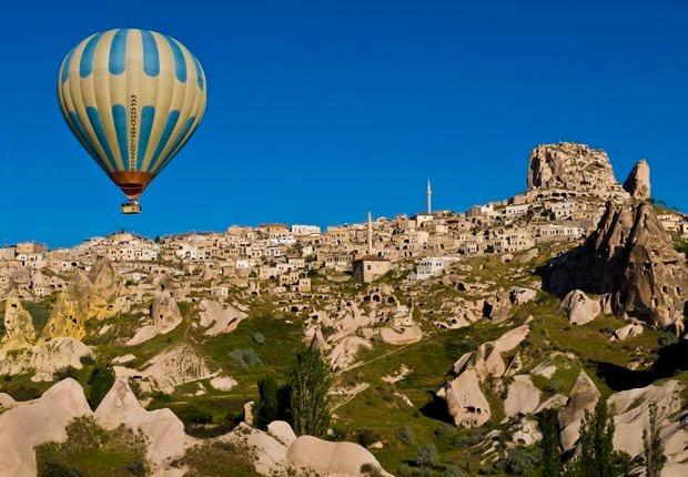 Cappadocia, Turquía - 10 Lugares únicos para ver en el extranjero