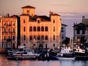 El puerto pesquero de St. Jean-de-Luz - Imágenes del país Vasco