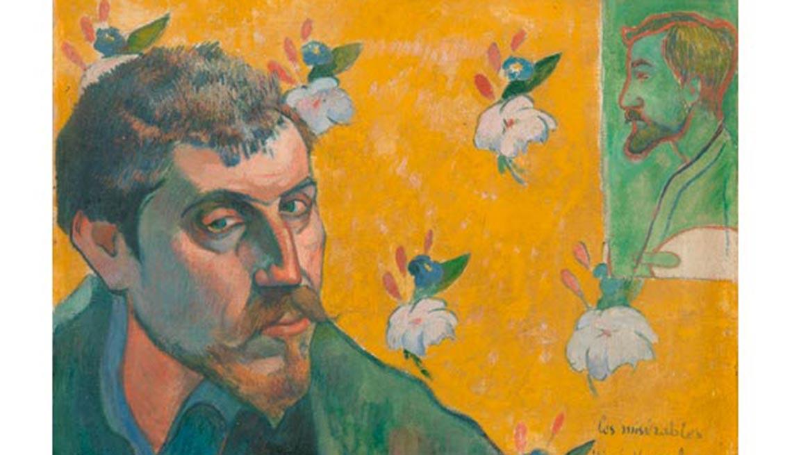 item 5 of Gallery image - Autorretrato de Paul Gauguin, 10 hechos inusuales sobre el Canal,Autorretrato de Paul Gauguin, 10 hechos inusuales sobre el Canal