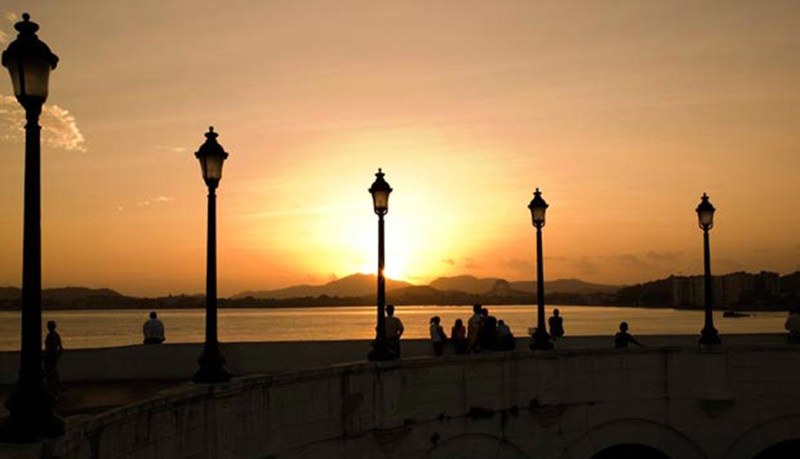 item 7 of Gallery image - Puesta de sol en el Canal de Panamá, 10 hechos inusuales sobre, Puesta de sol en el Canal de Panamá, 10 hechos inusuales sobre