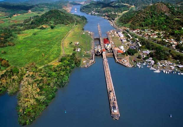 Cumple 100 años el Canal de Panamá, hito de la ingeniería y el comercio mundial