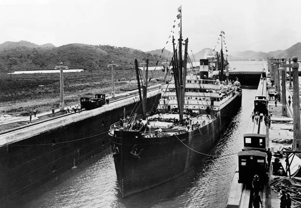 10 hechos inusuales sobre el Canal de Panamá