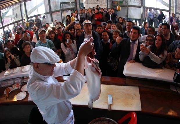 Feria gastronómica de Perú, 8 lugares que debes de ver en América Latina