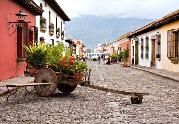 Antigua, Guatemala - Lugares para visitar en Guatemala