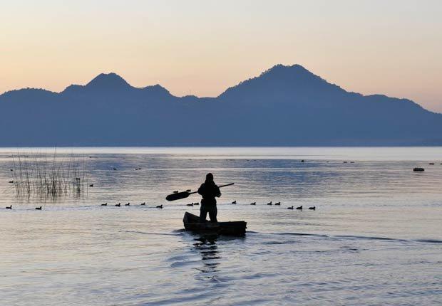 Lago Atitlán, Guatemala - Lugares para visitar en Guatemala