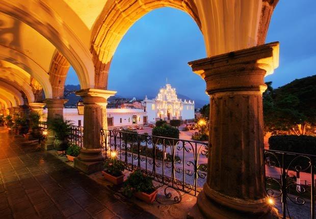 Monasterio en Antigua, Guatemala - Lugares para visitar en Guatemala