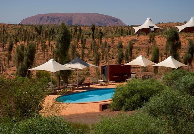 Parque nacional Uluru-Kata Tjuta, Australia - 7 sitios para acampar con clase