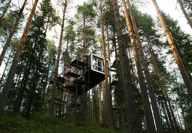 Treehotel, Harads, Suecia - 7 sitios para acampar con clase