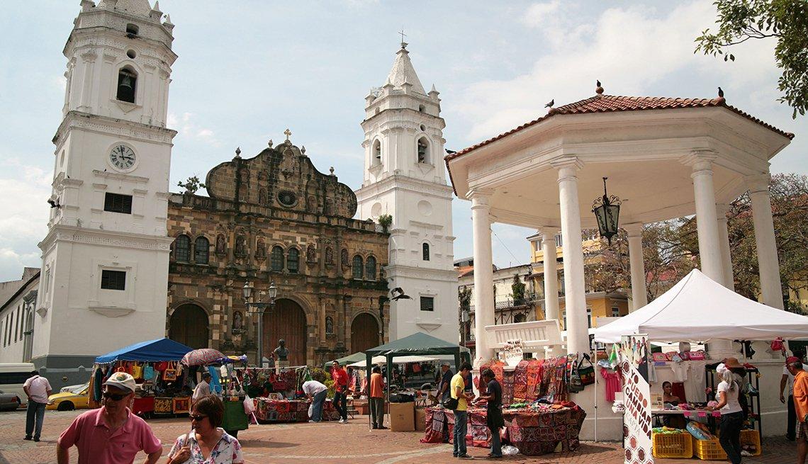 Casco Antiguo en Panama City, Panama - De viaje por los países más felices de América Latina
