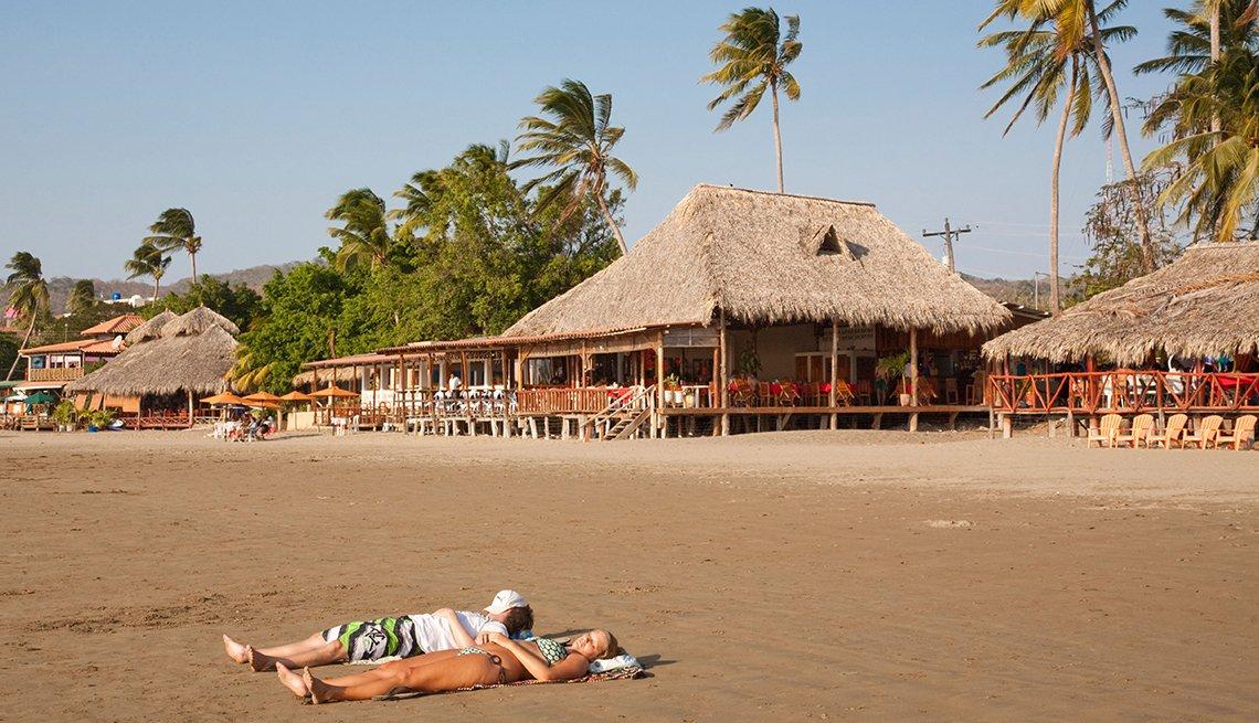 San Juan del Sur Nicaragua - De viaje por los países más felices de América Latina