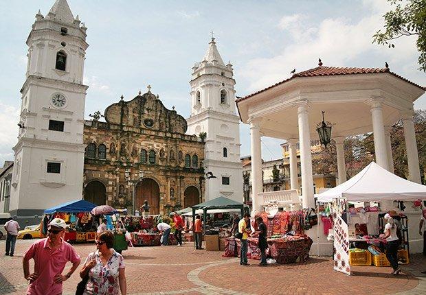 Casco Viejo, Panama - De viaje por los países más felices de América Latina