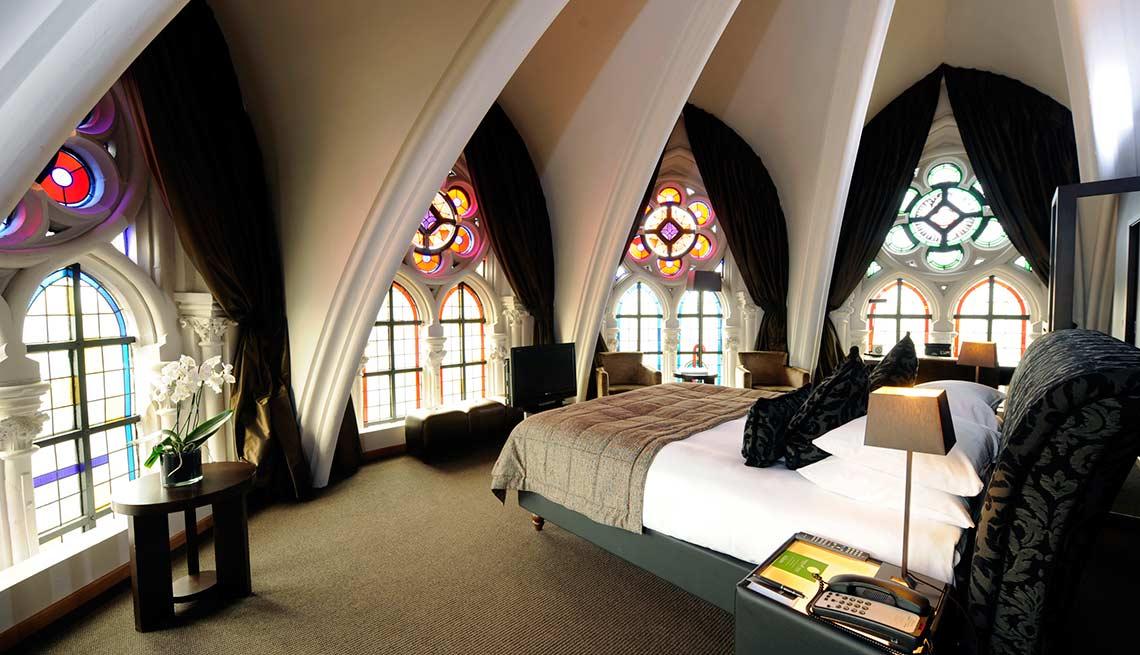 Hoteles asombrosos en el mundo