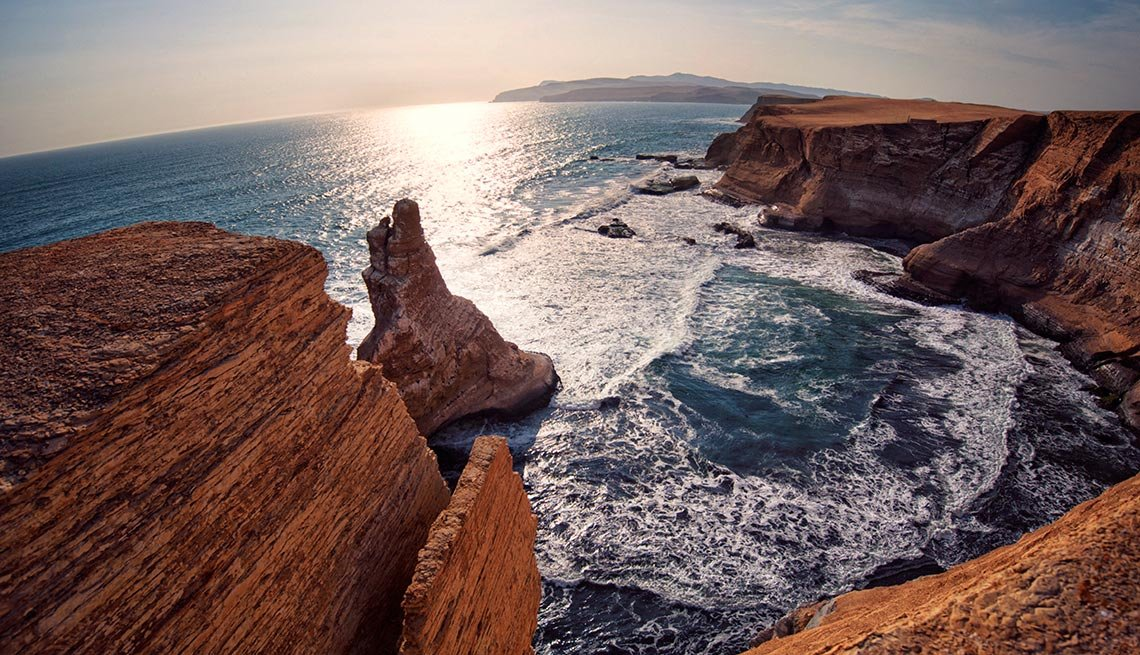 Paracas National Reserve, Captivating Peru: Inca Trails, Beaches and Gastronomy