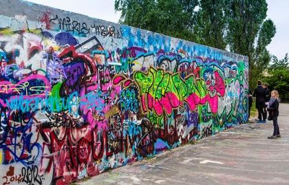 Muro de Berlín - Berlín: cultura y elegancia