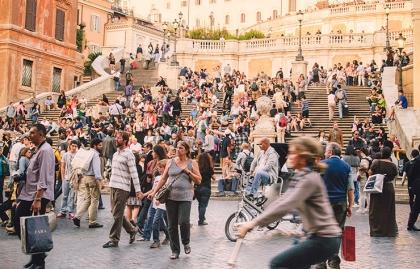 Roma, Italia. - Paseos a bajo costo