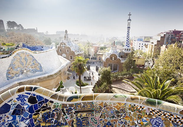 Ciudades que no te puedes perder en Europa - Barcelona