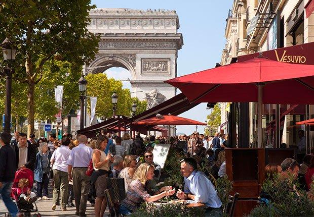 Ciudades que no te puedes perder en Europa - Paris