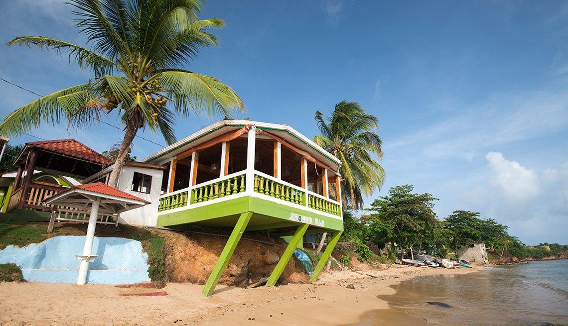 Corn Islands (Islas del Maíz), Nicaragua