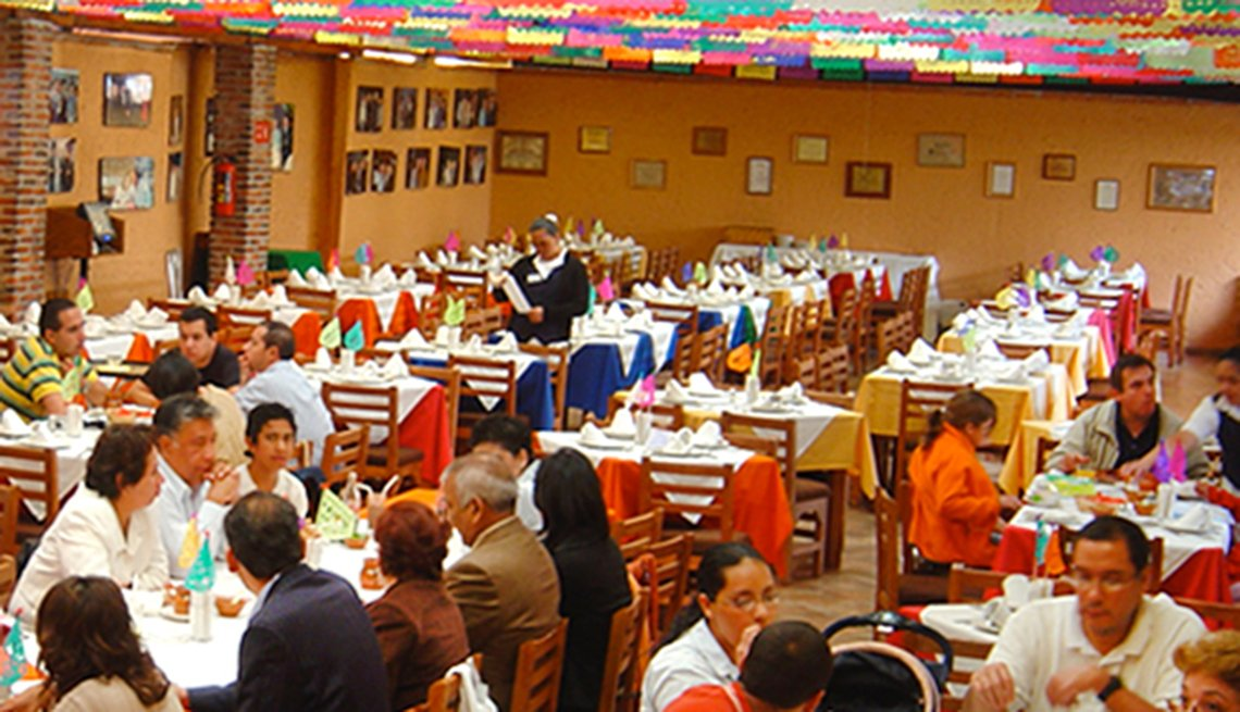Restaurante El Arroyo