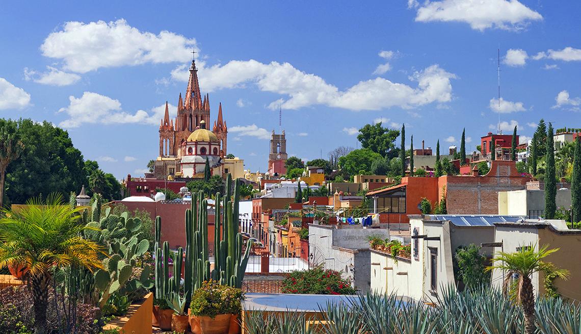 San Miguel de Allende - Parroquia de la calle Aldama