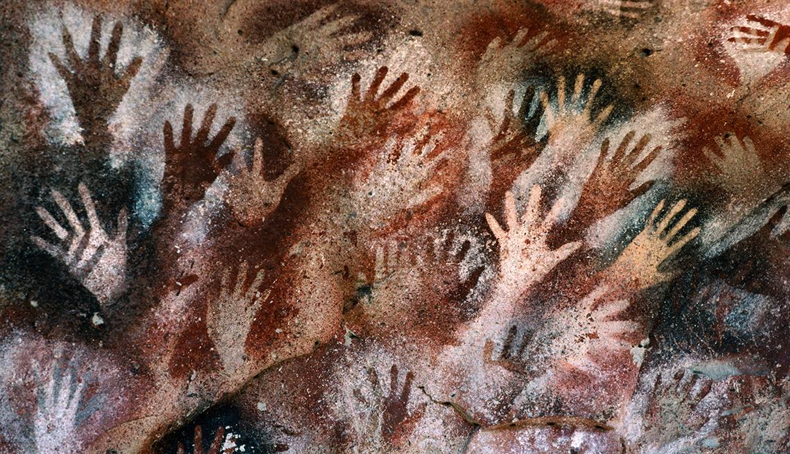 Patrimonios culturales que no te puedes perder en Latinoamérica - Cueva de las Manos, Argentina