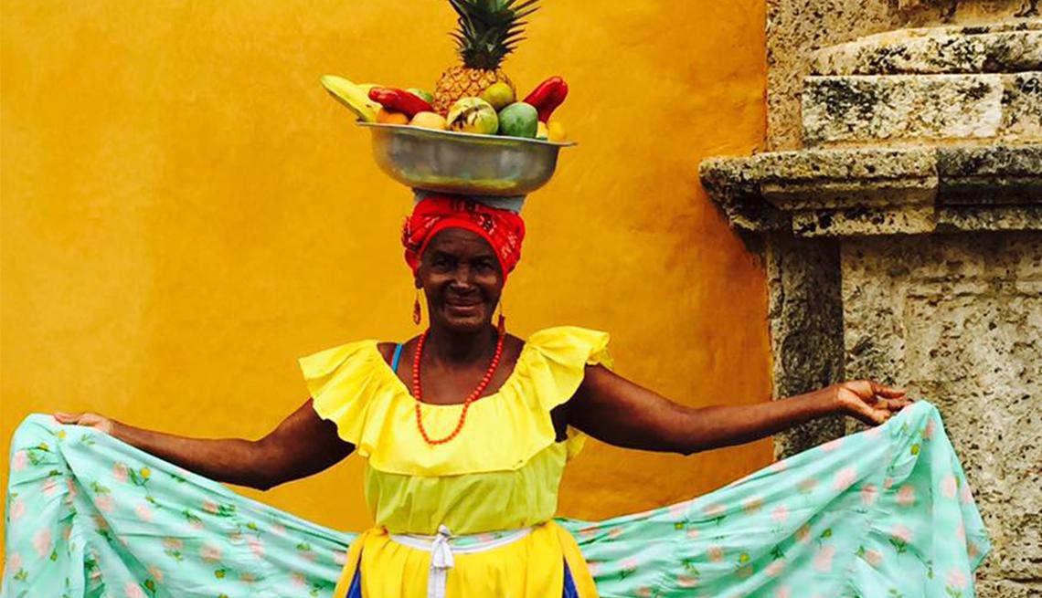 Colombia: colonial, moderna y tradicional