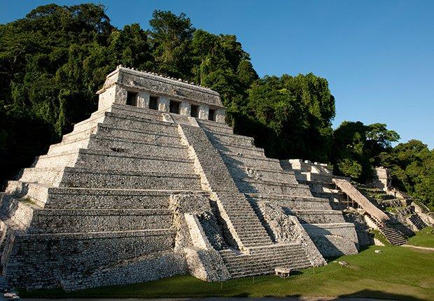 Ruinas Mayas, Palenque México