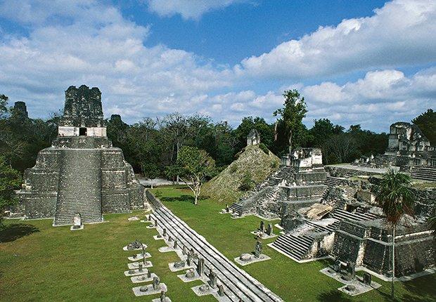 Patrimonios culturales que no te puedes perder en Latinoamérica - El Peten Guatemala