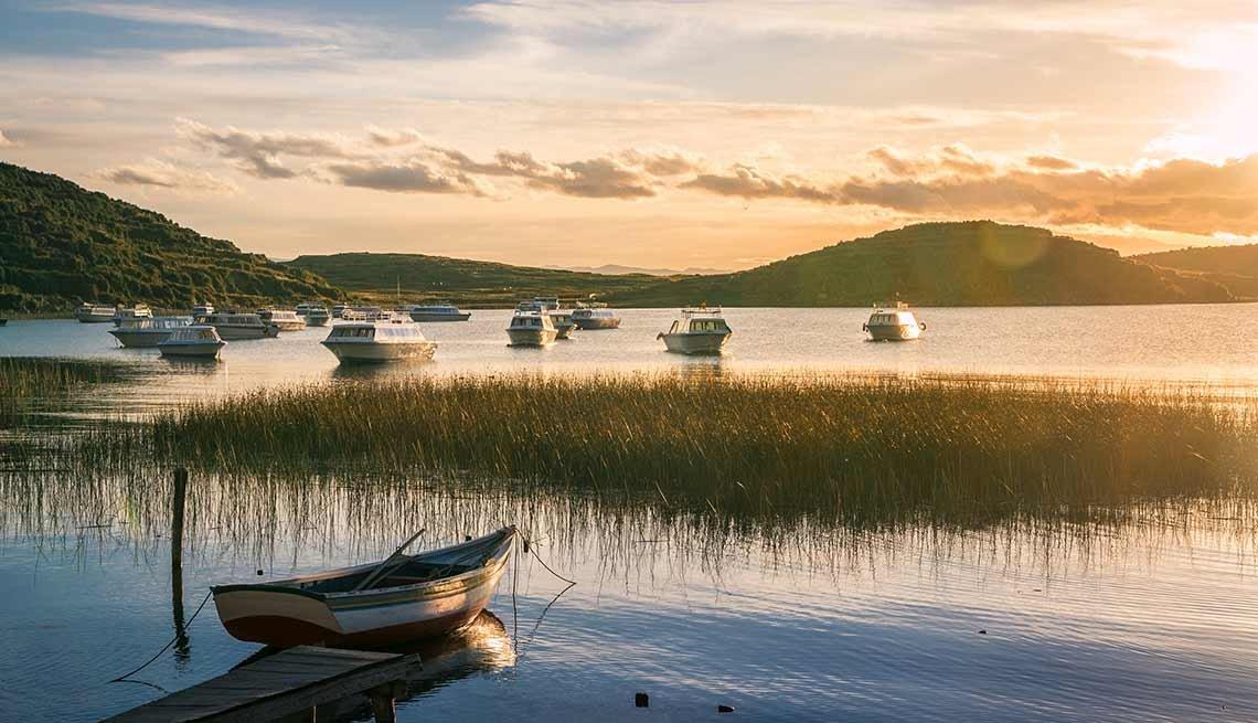 Viajes en Latinoamérica que inspiran - Lago Titicaca, Bolivia