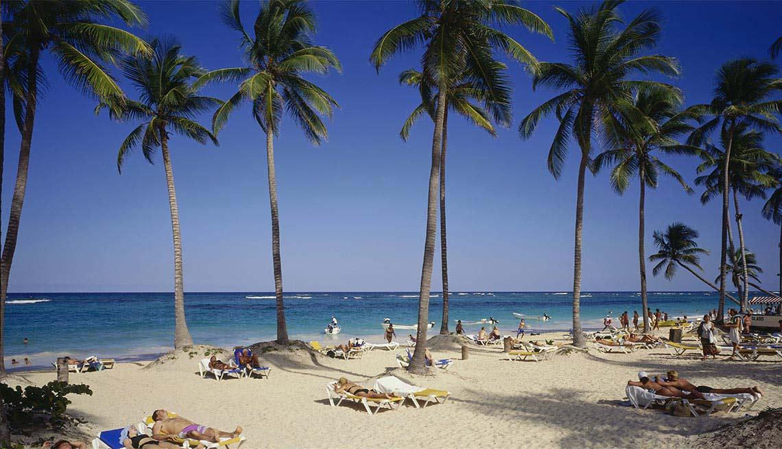Hoteles para adultos en Punta Cana - Riu Palace