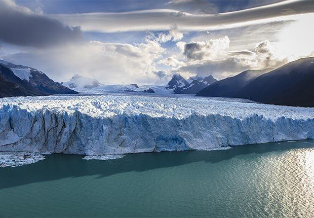 Parques naturales en América Latina - Glaciar Perito Moreno, Argentina