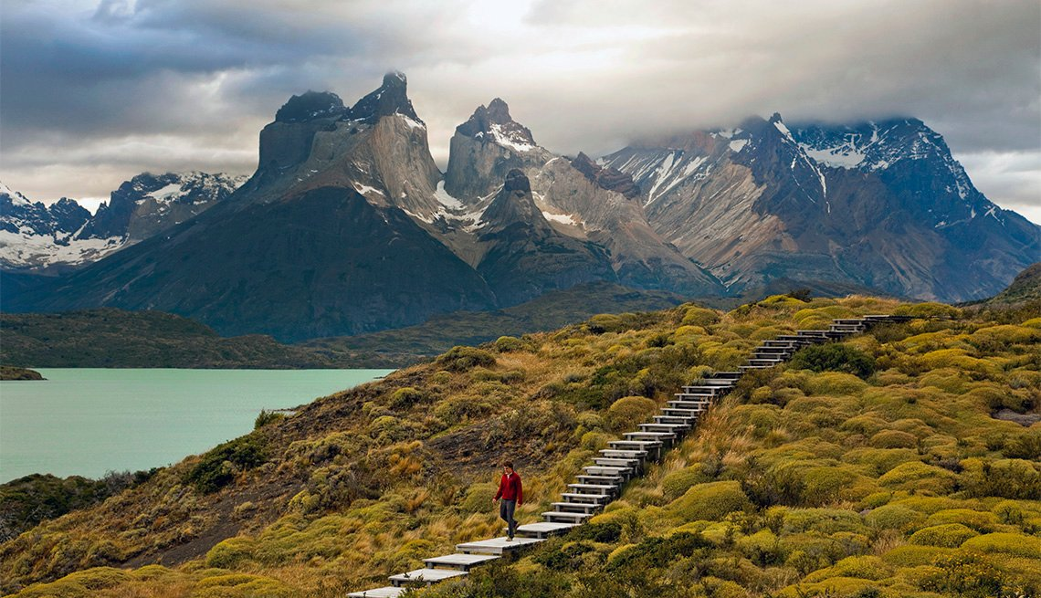 Volunteer in Torres del Paine National Park, Patagonia, Chile