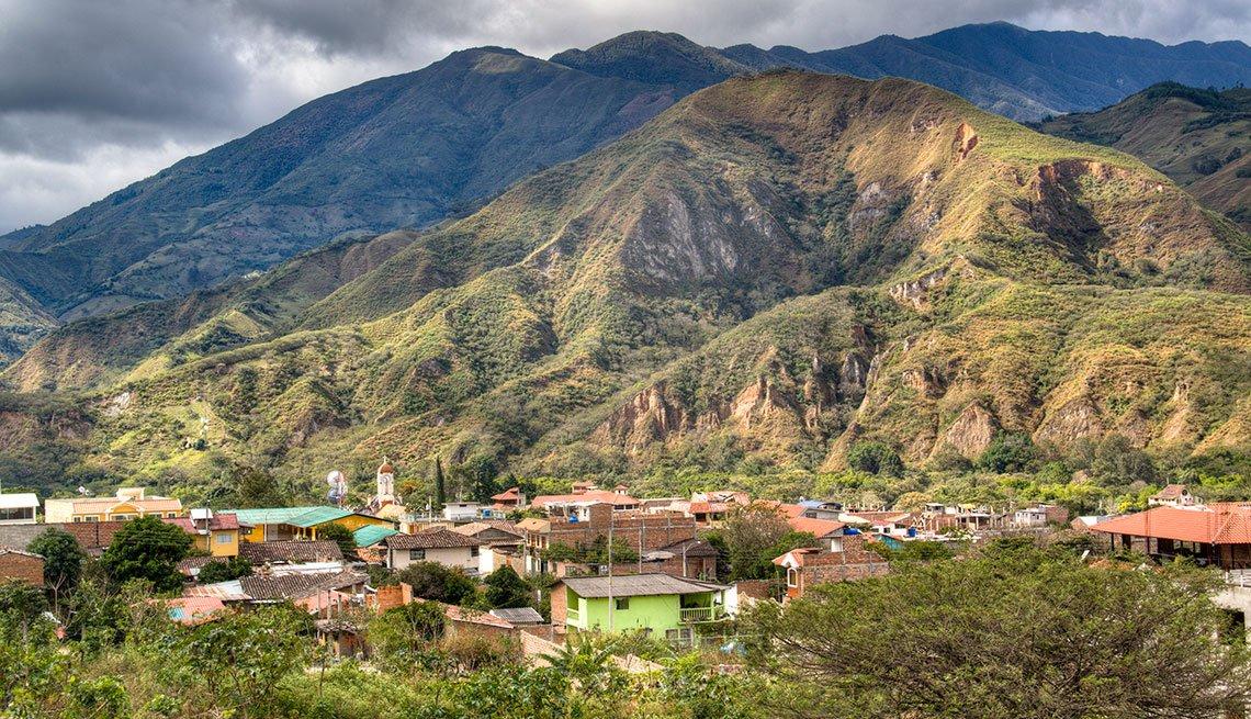 Ruta del yoga por Latinoamérica